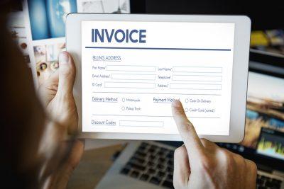 חשבוניות מס באינטרנט