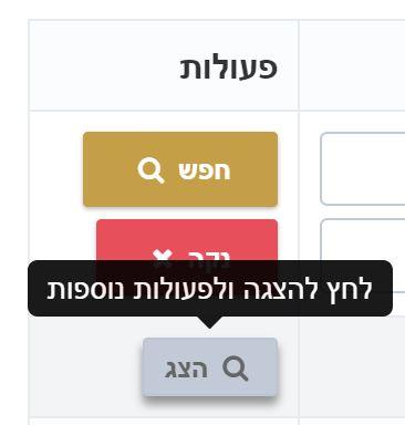 פתיחת מסמך בהקלקה על הכפתור 'הצג'