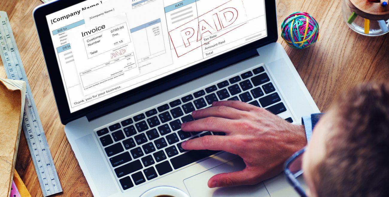 הפקת חשבוניות במחשב